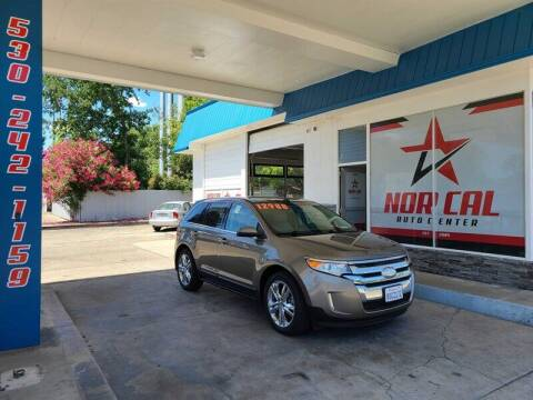 2012 Ford Edge for sale at Nor Cal Auto Center in Anderson CA
