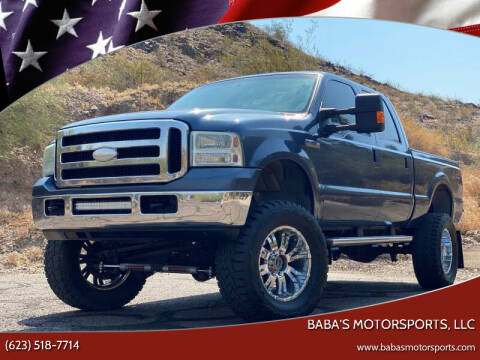 2006 Ford F-350 Super Duty for sale at Baba's Motorsports, LLC in Phoenix AZ
