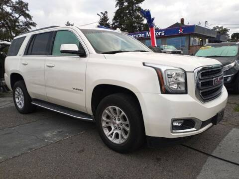 2015 GMC Yukon for sale at All American Motors in Tacoma WA