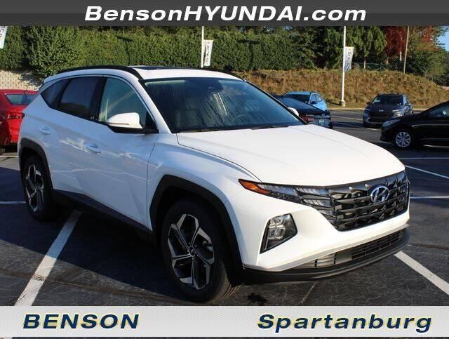 2022 Hyundai Tucson for sale in Spartanburg, SC