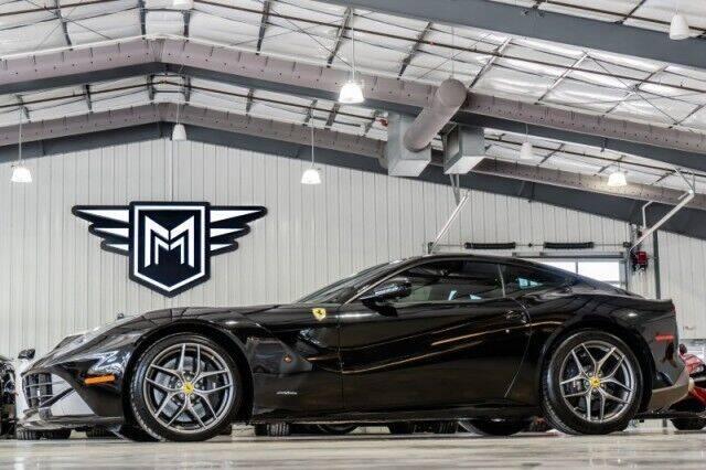 2014 Ferrari F12berlinetta for sale in Boerne, TX
