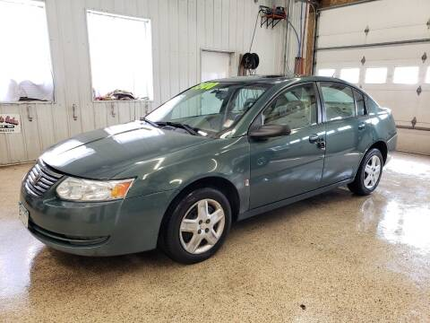 2007 Saturn Ion for sale at Sand's Auto Sales in Cambridge MN