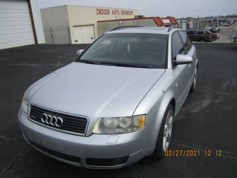 2005 Audi A4 for sale at Competition Auto Sales in Tulsa OK