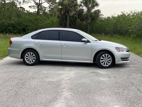 2012 Volkswagen Passat for sale at D & D Used Cars in New Port Richey FL