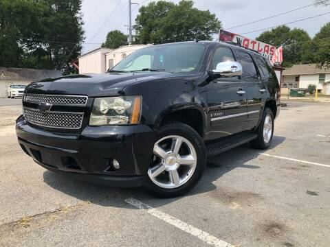 2009 Chevrolet Tahoe for sale at Atlas Auto Sales in Smyrna GA