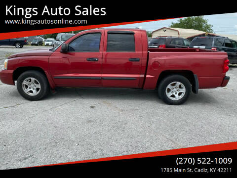 2006 Dodge Dakota for sale at Kings Auto Sales in Cadiz KY