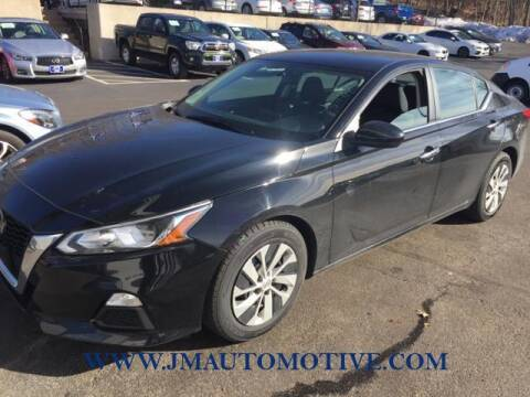 2019 Nissan Altima for sale at J & M Automotive in Naugatuck CT