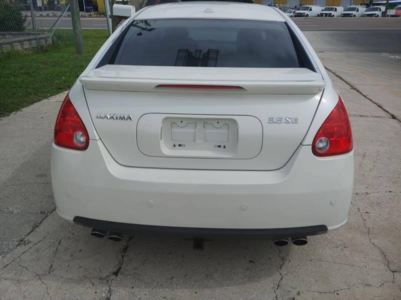 2008 Nissan Maxima 3.5 SL 4dr Sedan - Largo FL