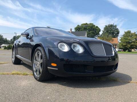 2005 Bentley Continental for sale at Choice Motor Car in Plainville CT