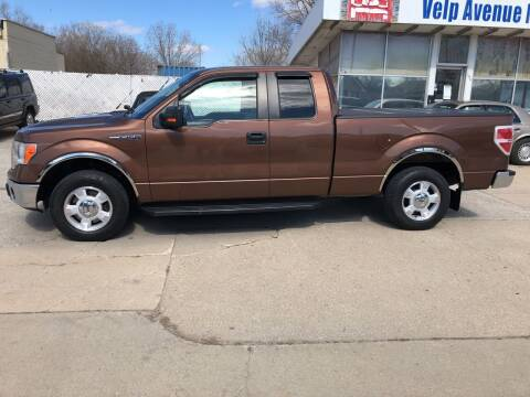 2011 Ford F-150 for sale at Velp Avenue Motors LLC in Green Bay WI