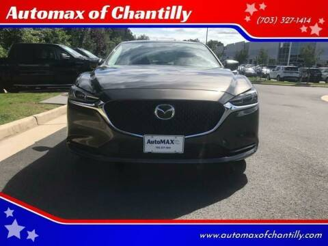 2018 Mazda MAZDA6 for sale at Automax of Chantilly in Chantilly VA