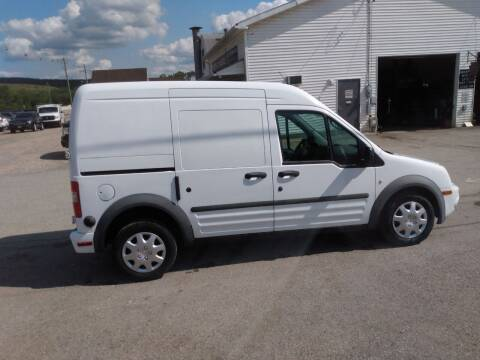 2010 Ford Transit Connect for sale at ROUTE 119 AUTO SALES & SVC in Homer City PA