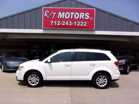 2015 Dodge Journey for sale at RT Motors Inc in Atlantic IA