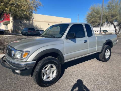 2002 Toyota Tacoma for sale at Tucson Auto Sales in Tucson AZ