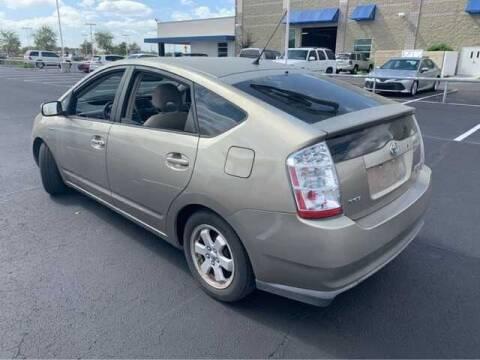 2007 Toyota Prius for sale at M&N Auto Service & Sales in El Cajon CA