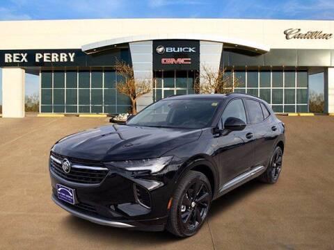 2021 Buick Envision for sale at AutoJacksTX.com in Nacogdoches TX