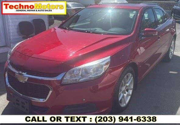 2014 Chevrolet Malibu for sale at Techno Motors in Danbury CT