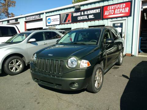 2007 Jeep Compass for sale at B & A Automotive Sales in Charlotte NC