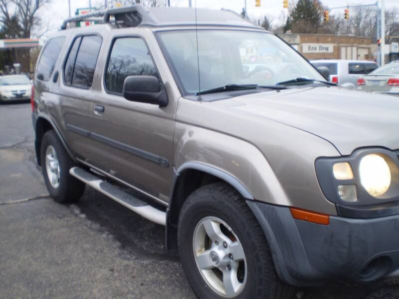 2004 Nissan Xterra for sale at DTH FINANCE LLC in Toledo OH