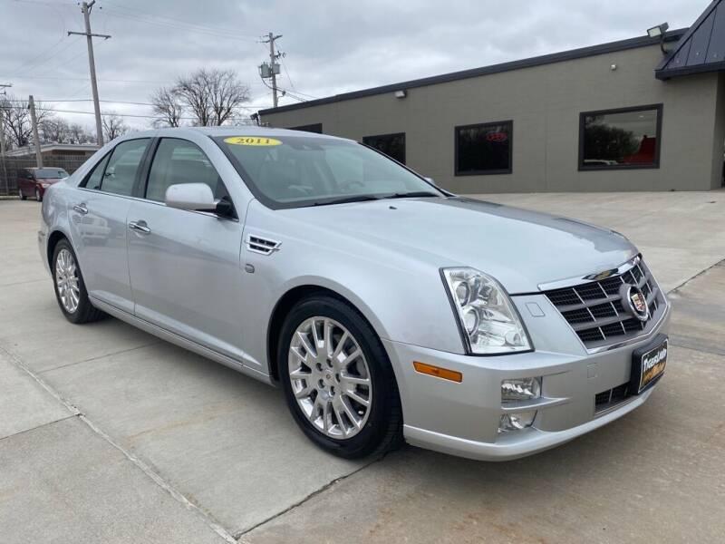 2011 Cadillac STS for sale at Tigerland Motors in Sedalia MO