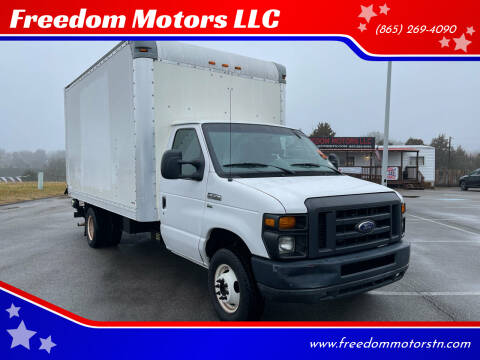 2015 Ford E-Series Chassis for sale at Freedom Motors LLC in Knoxville TN