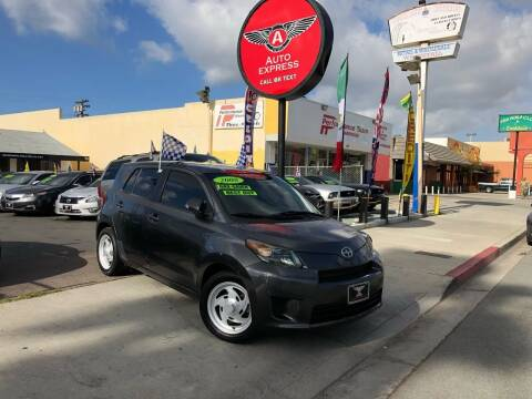 2008 Scion xD for sale at Auto Express in Chula Vista CA