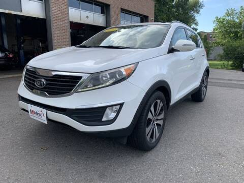 2012 Kia Sportage for sale at Matrix Autoworks in Nashua NH