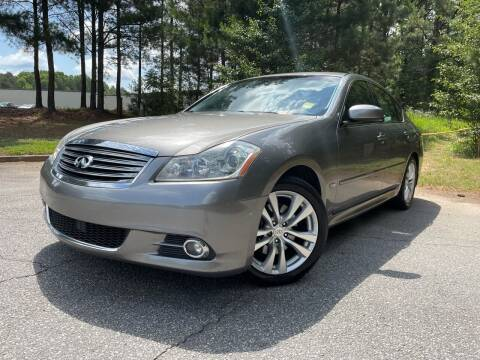 2009 Infiniti M35 for sale at Global Imports Auto Sales in Buford GA