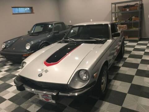 1974 Datsun 260Z for sale at Classic Car Deals in Cadillac MI