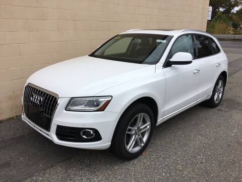 2015 Audi Q5 for sale at Bill's Auto Sales in Peabody MA