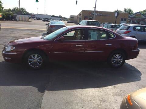 2007 Buick LaCrosse for sale at L.A. Automotive Sales in Lackawanna NY