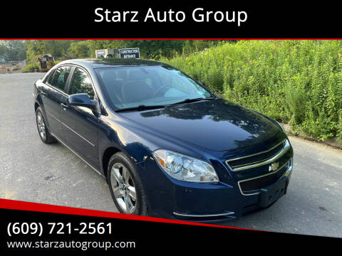 2010 Chevrolet Malibu for sale at Starz Auto Group in Delran NJ