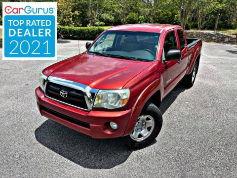 2008 Toyota Tacoma for sale at Brothers Auto Sales of Conway in Conway SC