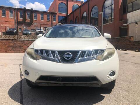 2009 Nissan Murano for sale at Wheels Auto Sales in Bloomington IN