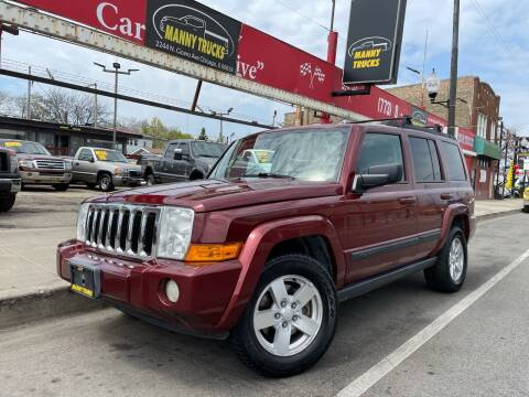 2008 Jeep Commander for sale at Manny Trucks in Chicago IL