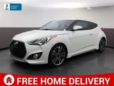2016 Hyundai Veloster for sale at Florida Fine Cars - West Palm Beach in West Palm Beach FL