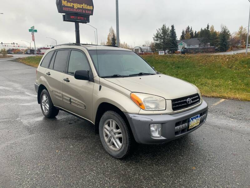 2003 Toyota RAV4 for sale at Freedom Auto Sales in Anchorage AK