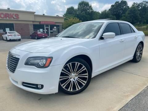 2013 Chrysler 300 for sale at Gwinnett Luxury Motors in Buford GA