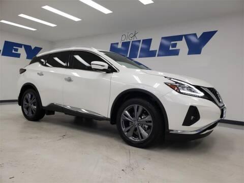 2021 Nissan Murano for sale at HILEY MAZDA VOLKSWAGEN of ARLINGTON in Arlington TX