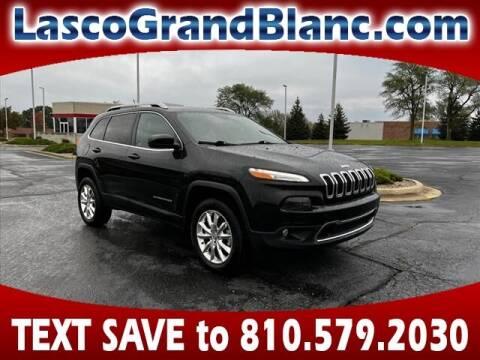 2015 Jeep Cherokee for sale at Lasco of Grand Blanc in Grand Blanc MI