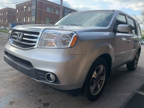 2015 Honda Pilot for sale at Samuel's Auto Sales in Indianapolis IN
