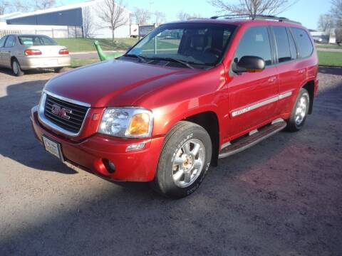 2002 GMC Envoy for sale at Car Corner in Sioux Falls SD