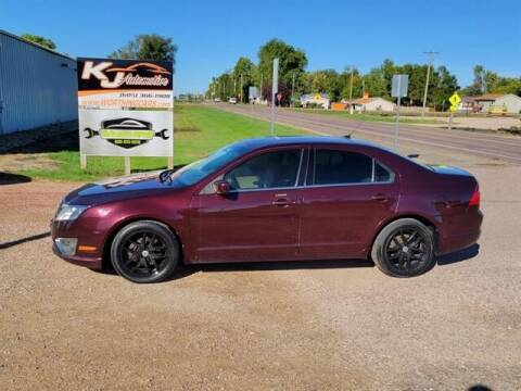 2011 Ford Fusion for sale at KJ Automotive in Worthing SD