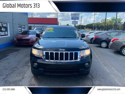 2012 Jeep Grand Cherokee for sale at Global Motors 313 in Detroit MI