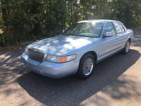 2000 Mercury Grand Marquis for sale at Village Wholesale in Hot Springs Village AR