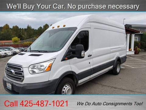 2015 Ford Transit Cargo for sale at Platinum Autos in Woodinville WA