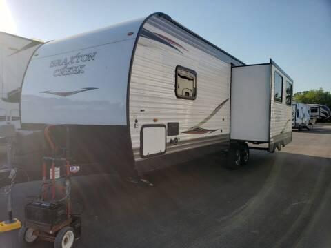 2020 Brandon Creek RV  Braxton Creek 290RLSA for sale at Ultimate RV in White Settlement TX
