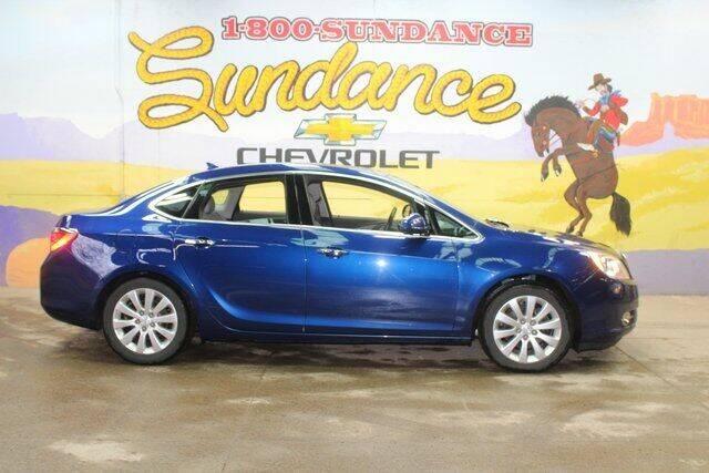 2013 Buick Verano for sale at Sundance Chevrolet in Grand Ledge MI
