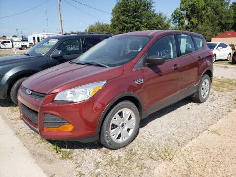 2014 Ford Escape for sale at RAGINS AUTOPLEX in Kennett MO