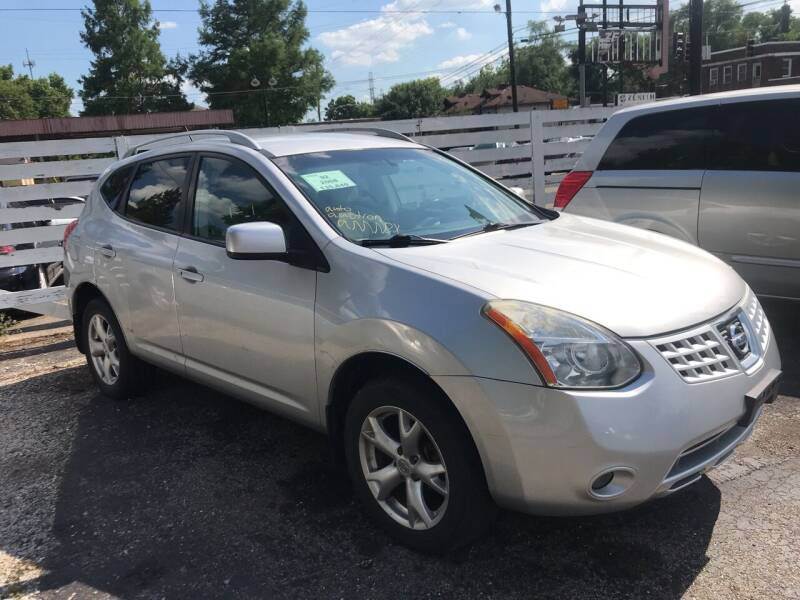 2008 Nissan Rogue for sale at Klein on Vine in Cincinnati OH